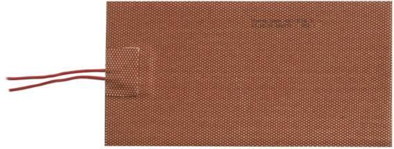 Tepelná fólie samolepicí 24 V/DC, 24 V/AC 75 W Krytí IPX7 (d x š) 178 mm x 90 mm Thermo