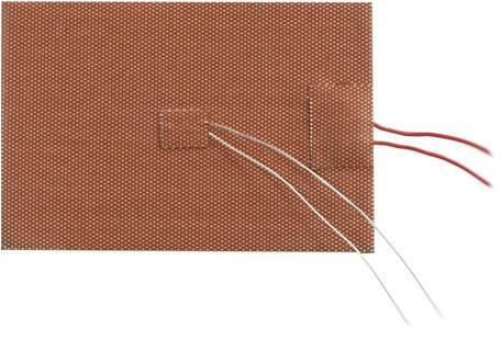 Tepelná fólie samolepicí 24 V/DC, 24 V/AC 150 W Krytí IPX7 (d x š) 150 mm x 100 mm Thermo