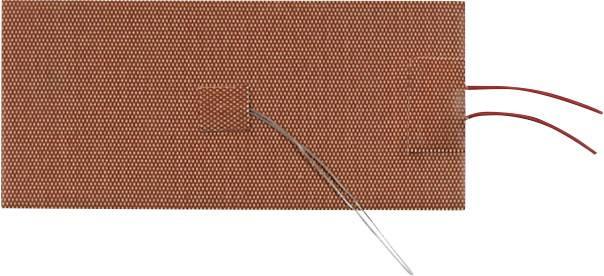 Tepelná fólie samolepicí 24 V/DC, 24 V/AC 200 W Krytí IPX7 (d x š) 200 mm x 100 mm Thermo