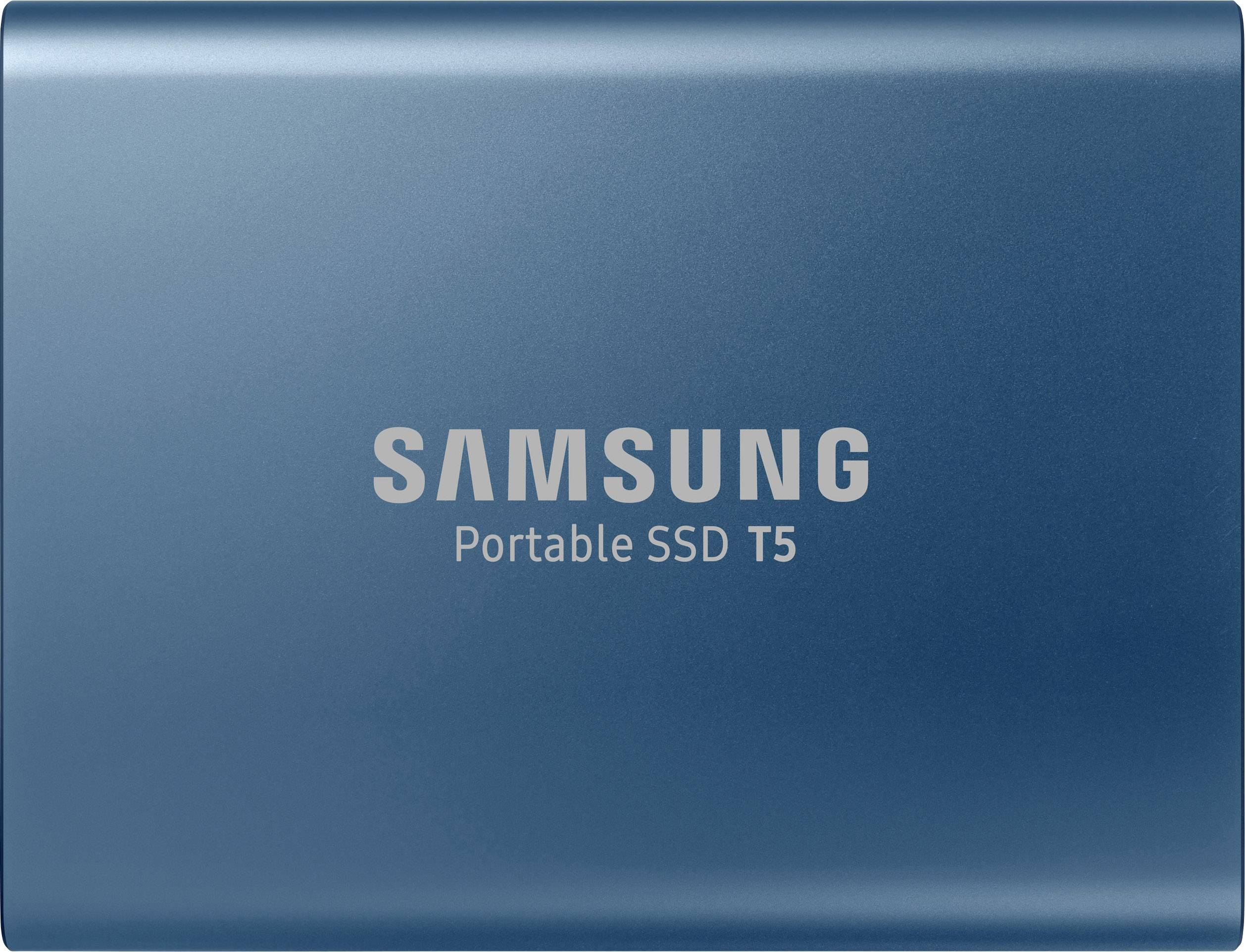 Externí pevné disky SSD