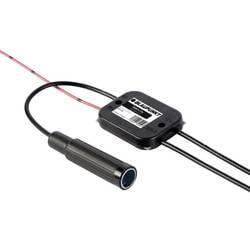 Blaupunkt adaptér pro autoanténu konektor DIN 150 ohmů, zástrčka SMB (f)