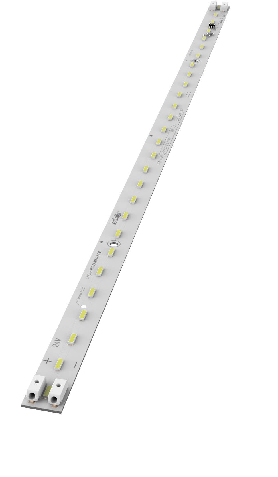 LED lišta ledxon LRAML-SW840-24V-28S103-20-IC 9009367, 24 V, neutrálně bílá, 30 cm