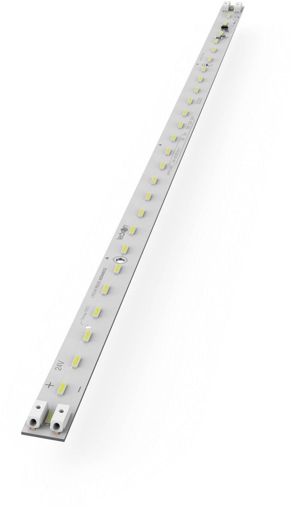 LED lišta ledxon LRALL-SW830-24V-28S103-20-IC 9009360, 24 V, teplá bílá, 30 cm