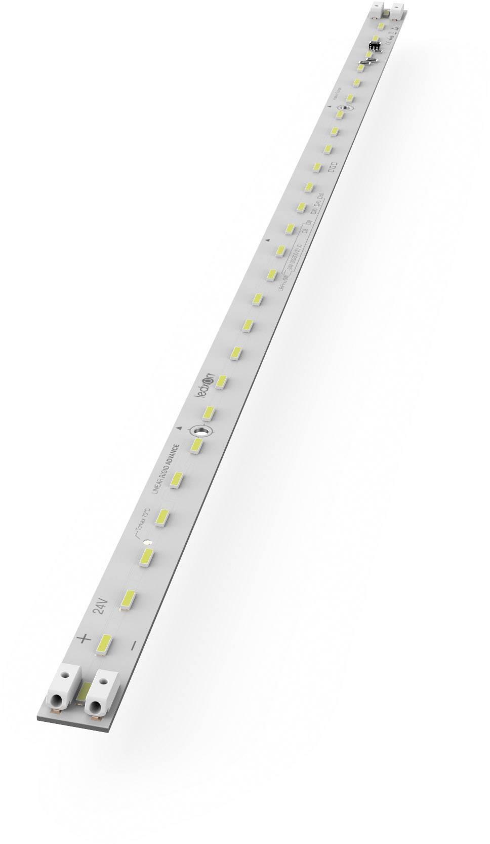 LED lišta ledxon LRAML-SW850-24V-28S103-20-IC 9009368, 24 V, studená bílá, 30 cm