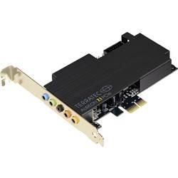 7.1 interní zvuková karta Terratec Aureon 7.1 PCIe digitální výstup, externí konektor na sluchátka