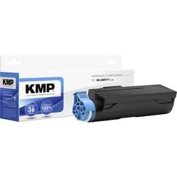 KMP toner náhradní OKI 45807111 kompatibilní černá 15000 Seiten O-T50X