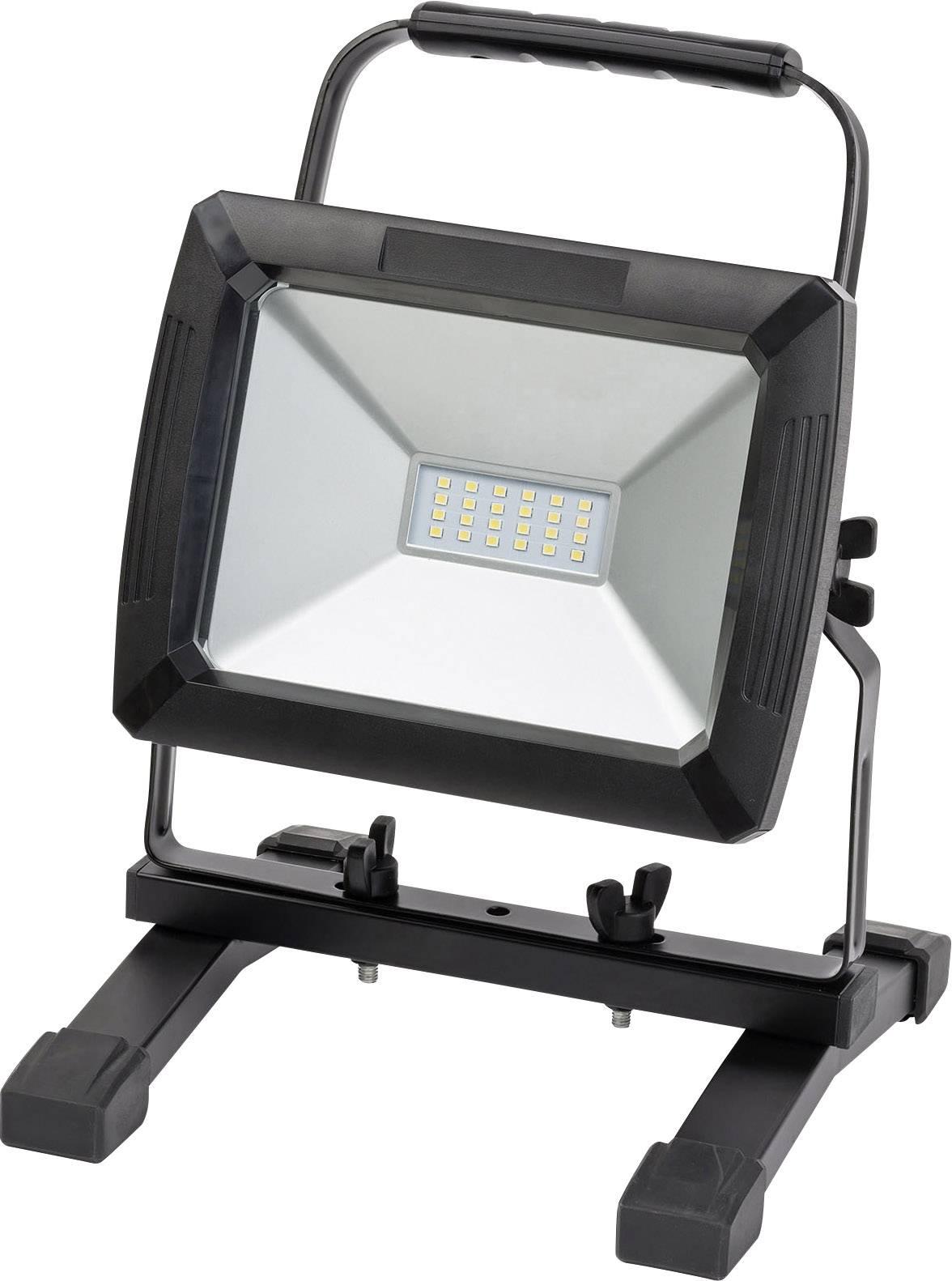 Akumulátorové LED pracovné osvetlenie a powerbank 2 v 1 Brennenstuhl 1171260211, 20 W, USB