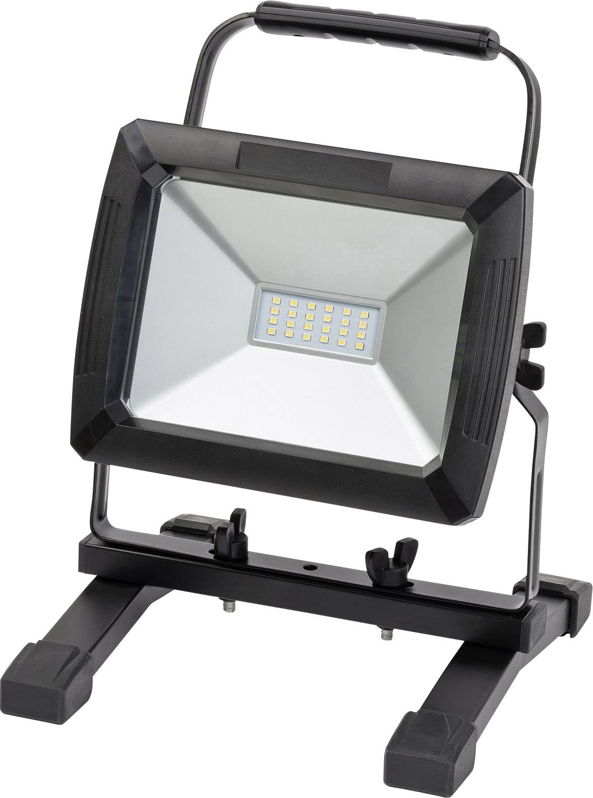 Akumulátorové LED pracovní osvětlení a powerbanka 2 v 1 Brennenstuhl 1171260211, 20 W, USB