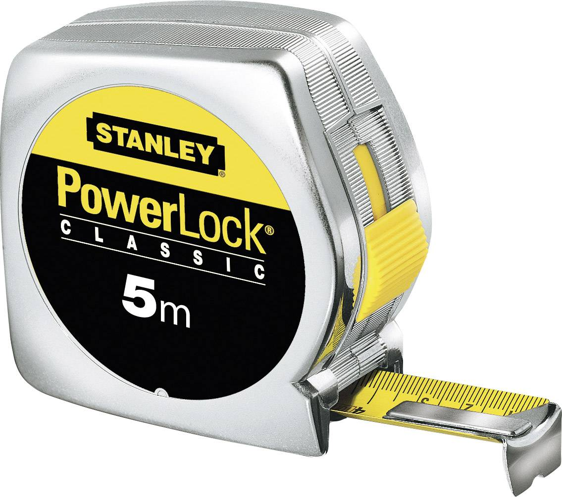 Svinovací metr Stanley by Black & Decker Powerlock 8 m 1-33-198