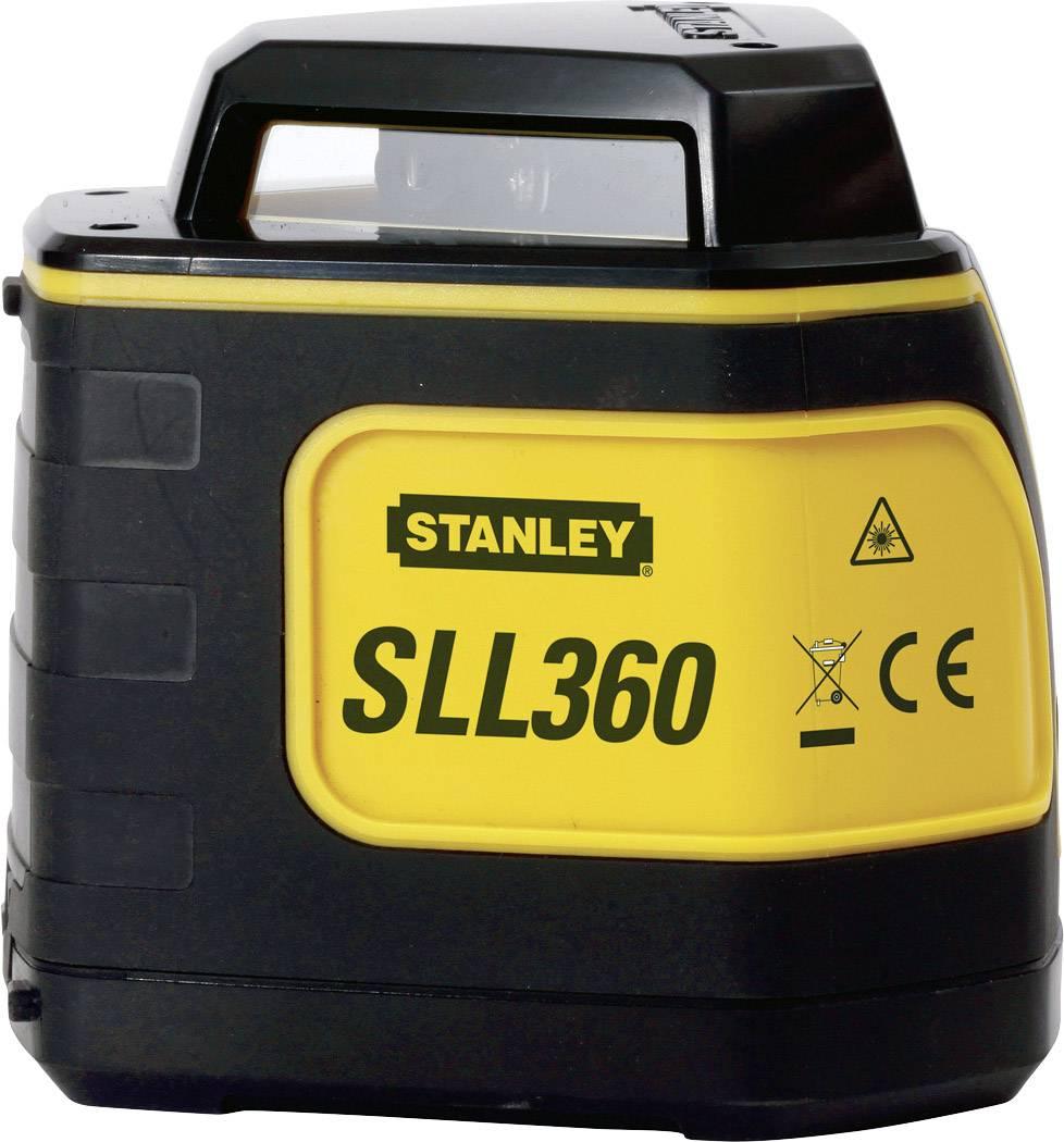 Křížová laserová vodováha Stanley by Black & Decker SLL, Kalibrováno dle: vlastní