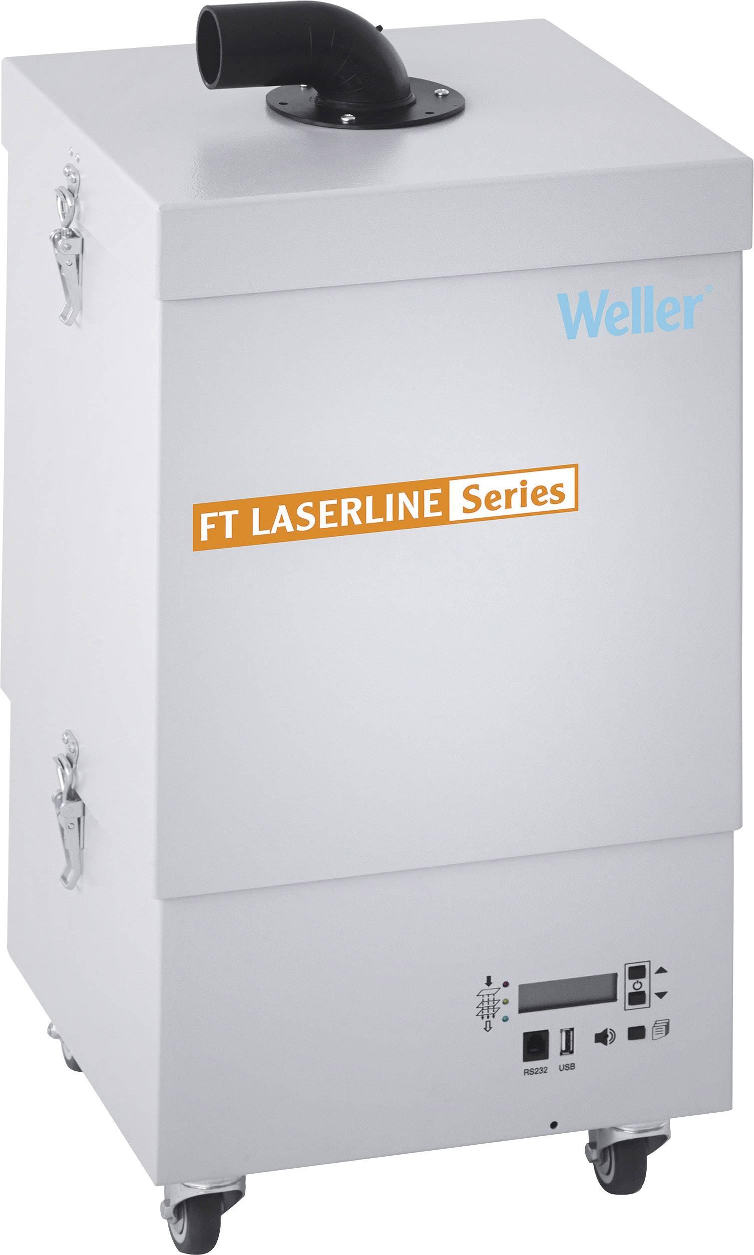 Odsávač dymu pri spájkovaní Weller Professional FT91001699N, 200 VA, 230 m³/h