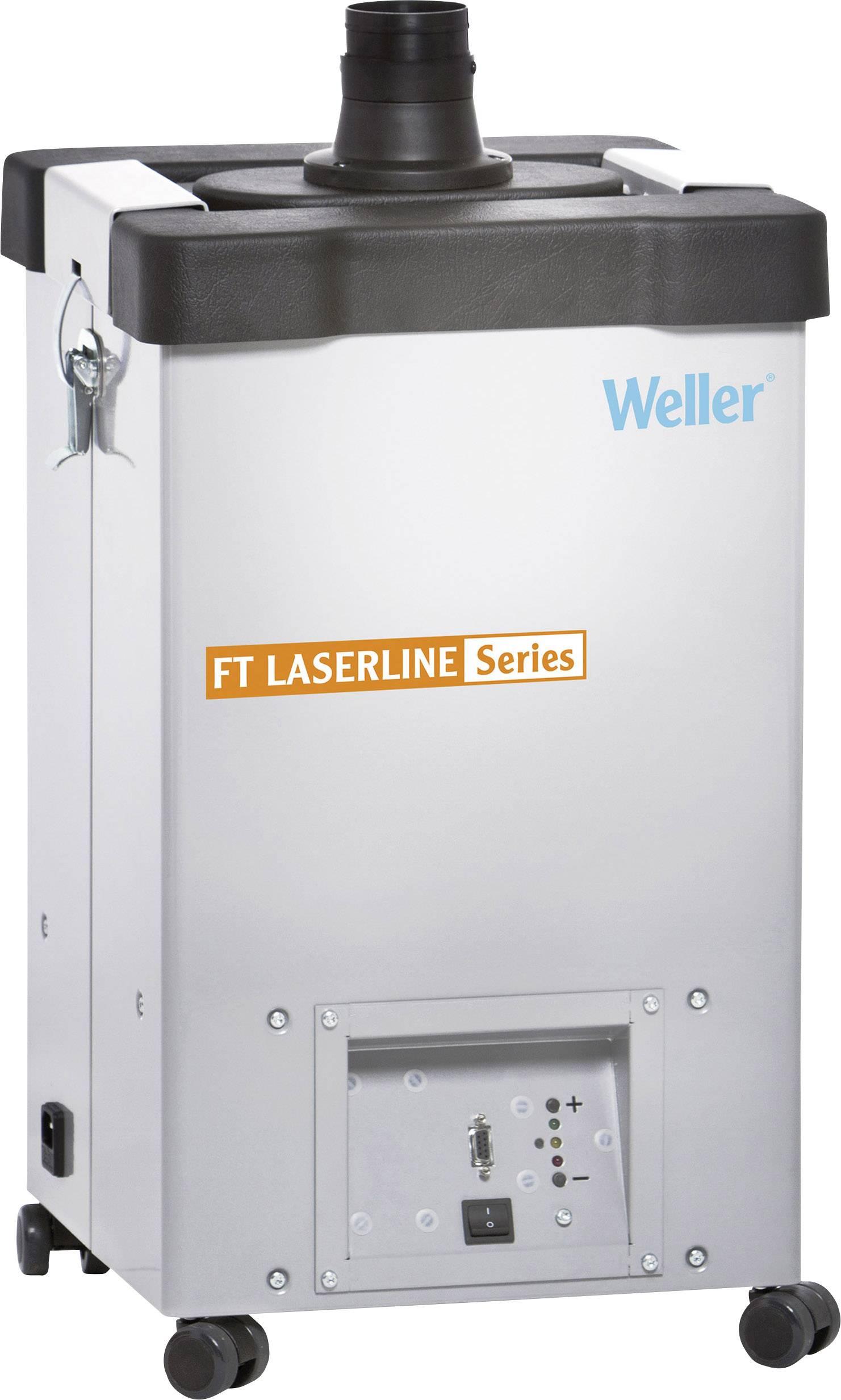 Odsávač dymu pri spájkovaní Weller Professional FT-L15N, 175 VA, 140 m³/h
