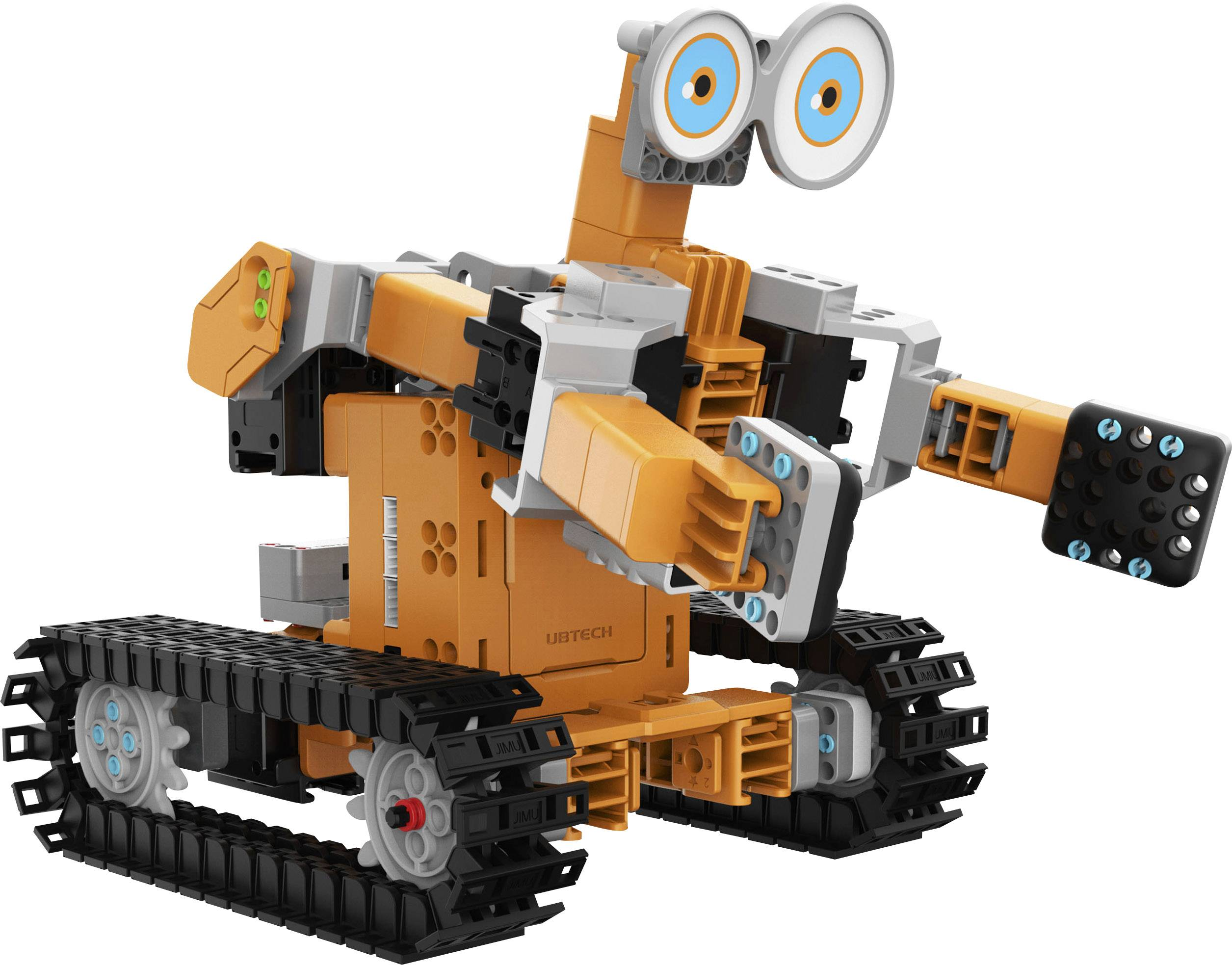 Stavebnice robota Ubtech Jimu Robot TankBot Kit