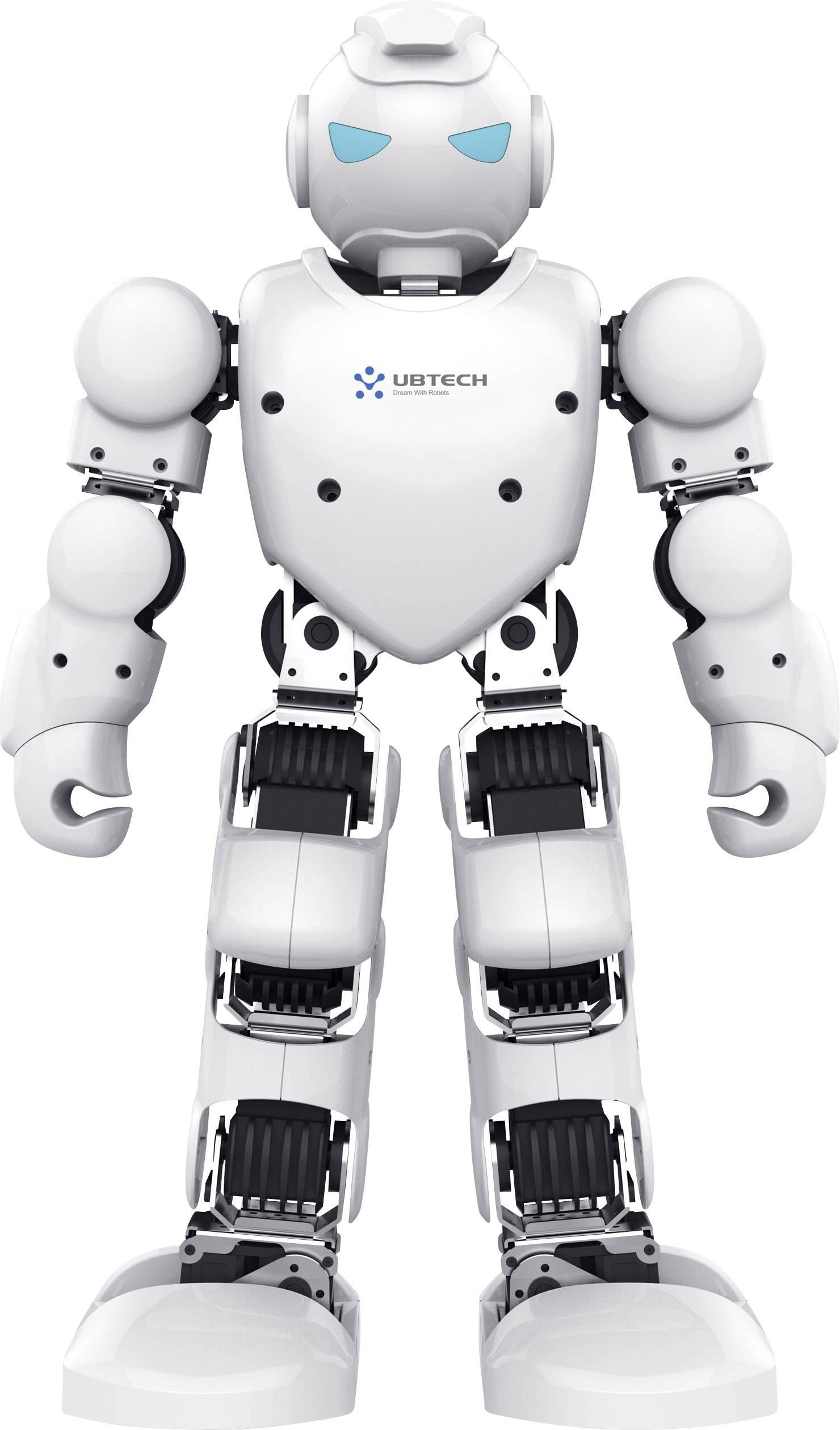 Humanoidný a interaktívny robot, hračka Ubtech Alpha1 Pro, vylepšená verzia, Vonkajšia výška: 398 mm