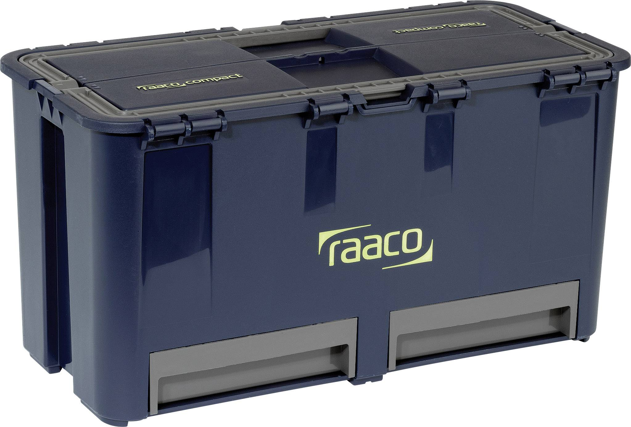 Kufřík na nářadí raaco Compact 27 136587, (š x v x h) 474 x 248 x 239 mm, 1 ks