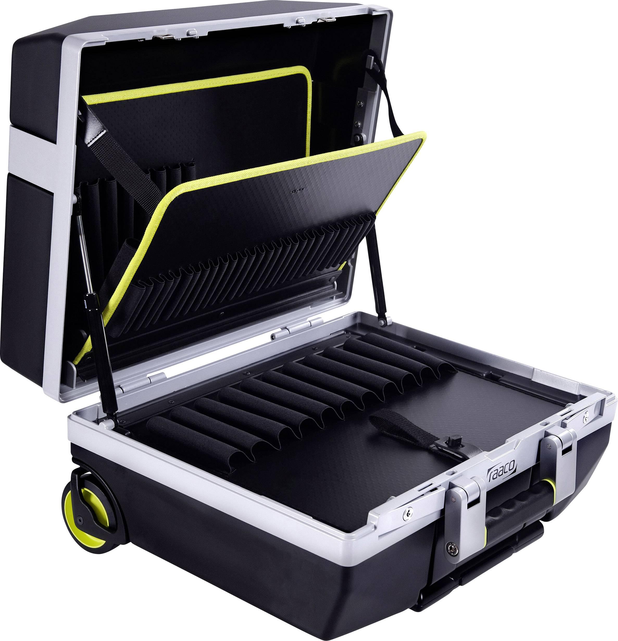 Kufřík na nářadí raaco ToolCase Premium XLT - 79 139557, (š x v x h) 485 x 410 x 250 mm, 1 ks