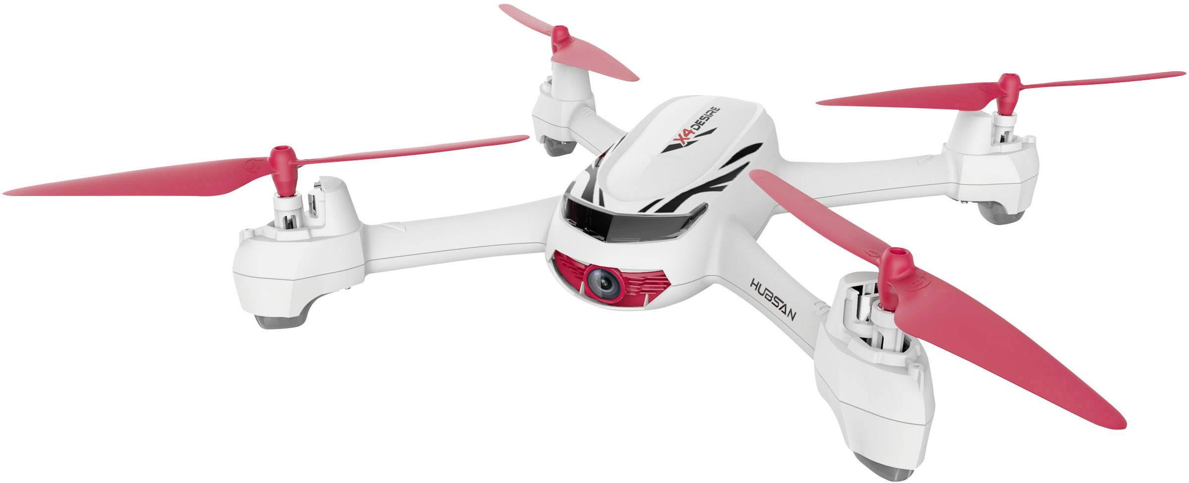 Dron Hubsan X4 Desire, RtF, s kamerou