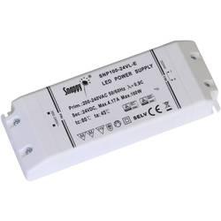 Napájací zdroj pre LED konštantné napätie Dehner Elektronik Snappy SNP100-12VL-E, 100 W (max), 0 - 8.33 A, 12 V/DC