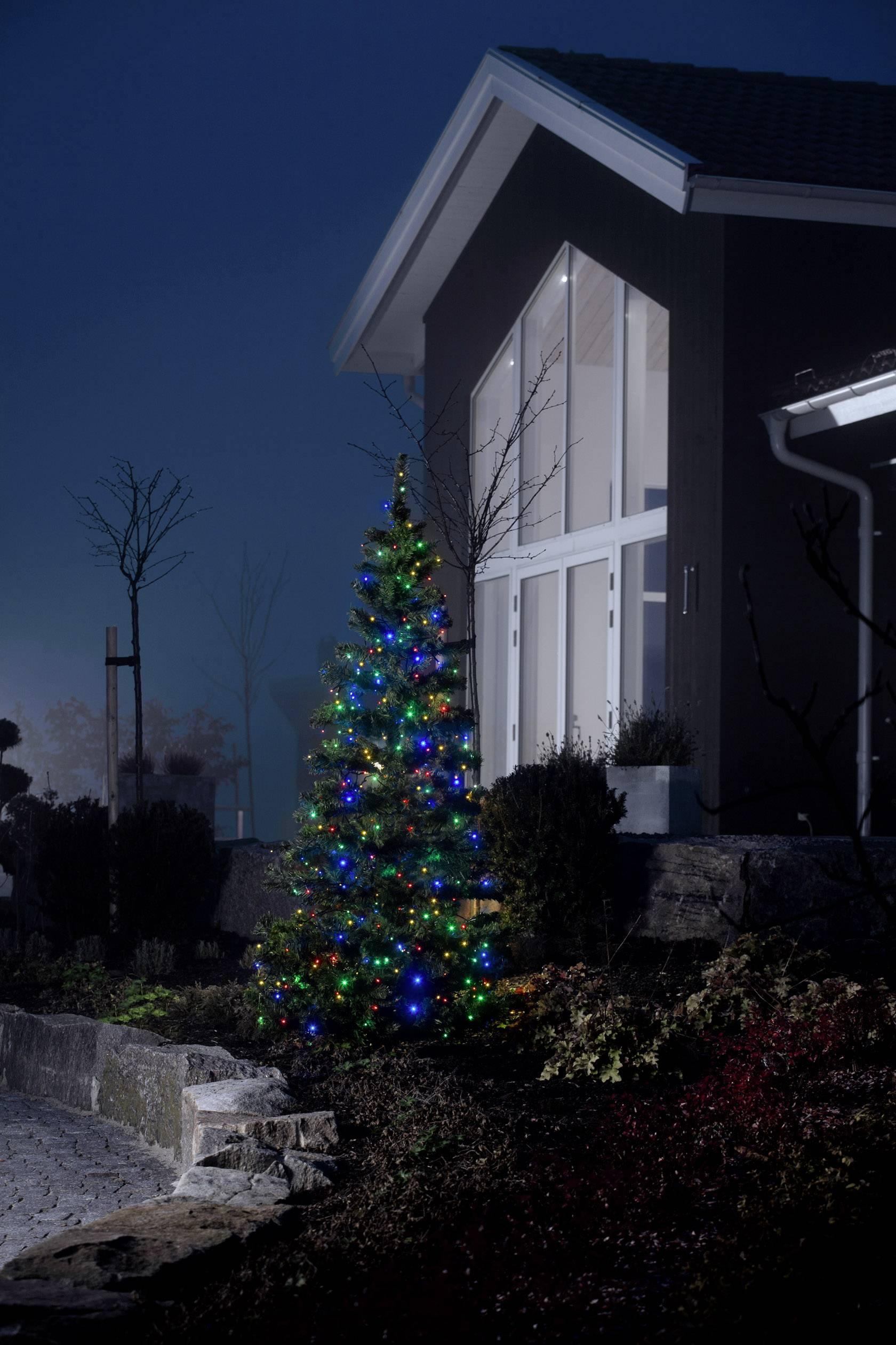 LED rozšíření systému světelných řetězů světelný řetez barevná Konstsmide
