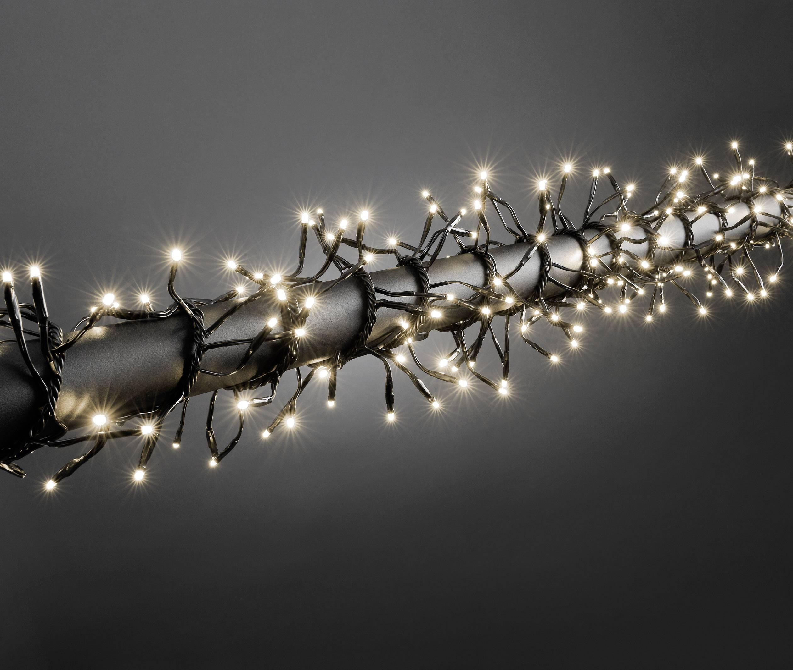 LED rozšíření systému světelných řetězů 24 V teplá bílá Konstsmide