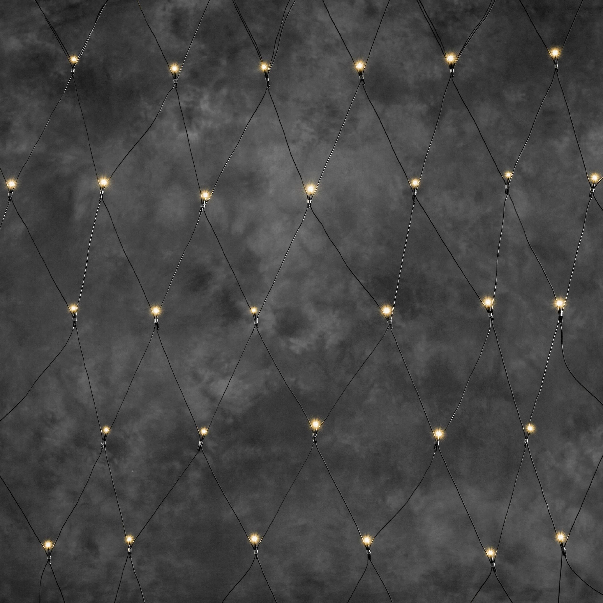 LED rozšíření systému světelné sítě 31 V světelná síť jantarová Konstsmide