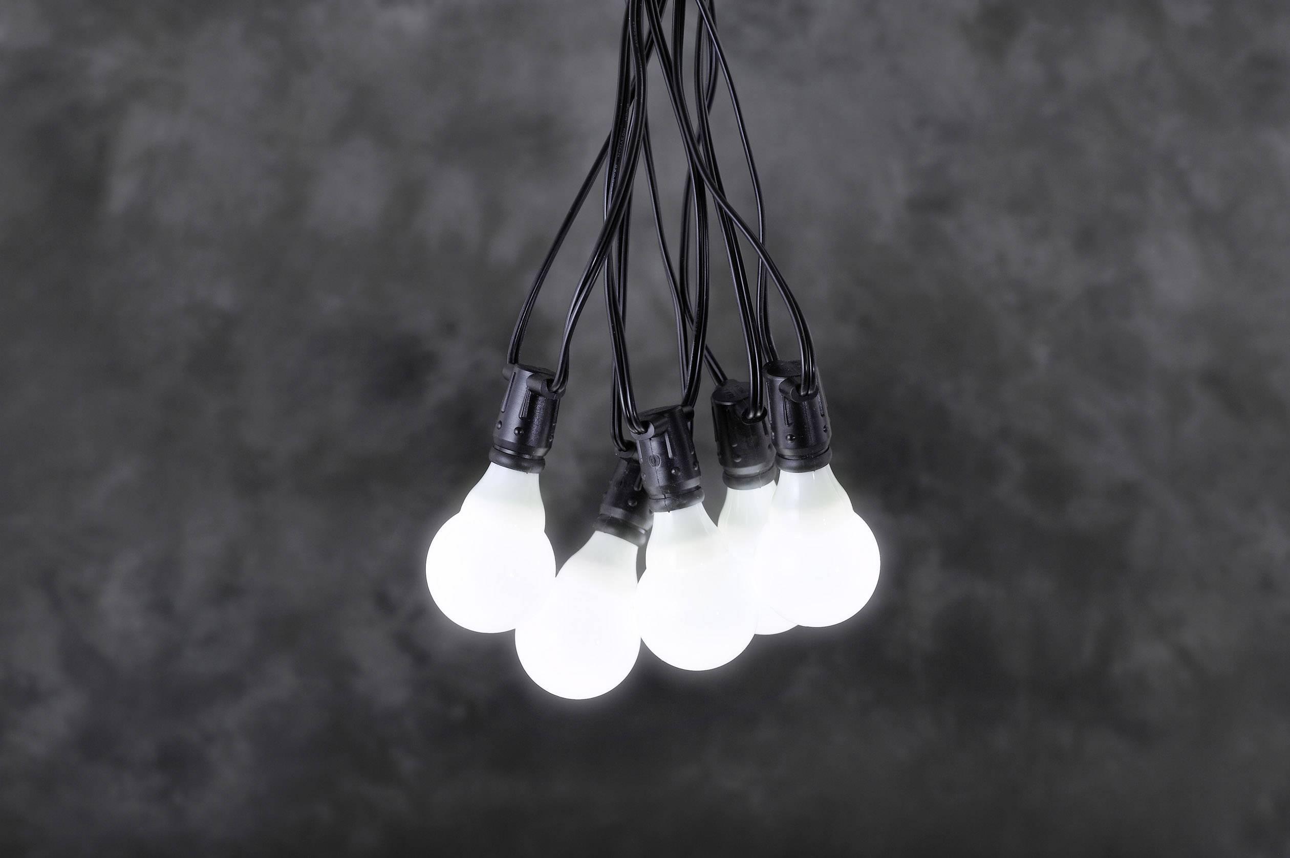 LED rozšíření systému světelných řetězů 31 V světelný řetez teplá bílá Konstsmide