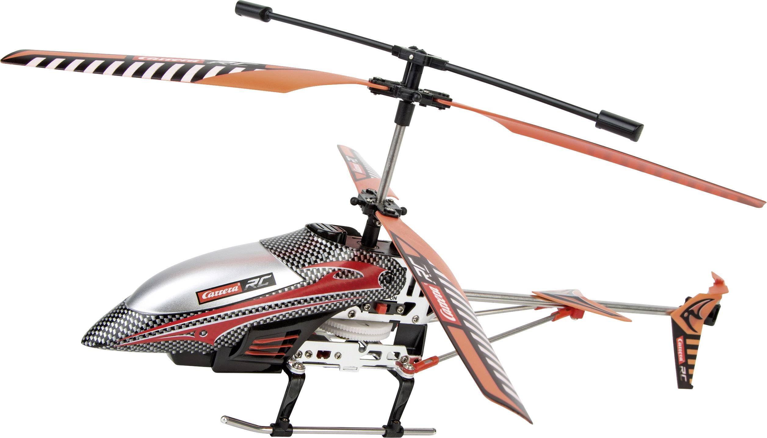 RC model vrtulníku pro začátečníky Carrera RC Neon Storm, RtF