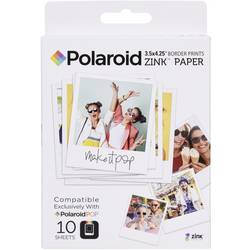 Zinkový papír Polaroid POP 10er