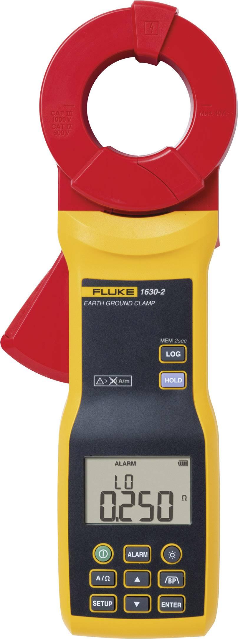 Tester uzemnění Fluke 1630-2 Kalibrováno dle bez certifikátu