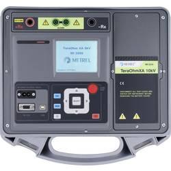 Tester izolací Metrel MI 3210, Kalibrováno dle (ISO)