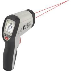 Infračervený teplomer VOLTCRAFT IR 650-16D, Optika 16:1, -40 do 650 °C, pyrometer