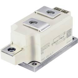 Tyristor Semikron 07898525, 1600 V, 250 A, Semipack 3