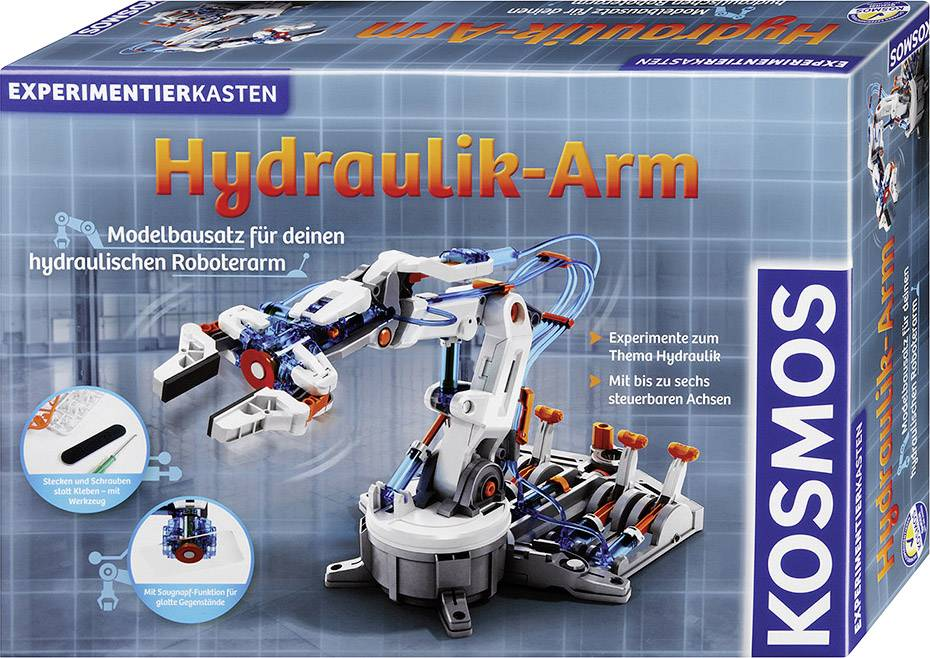 Stavebnica robotickej ruky Kosmos 620479