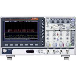 Digitální osciloskop GW Instek MSO-2204E, 200 MHz, 20kanálový, s pamětí (DSO), mixovaný signál (MSO), logický analyzátor