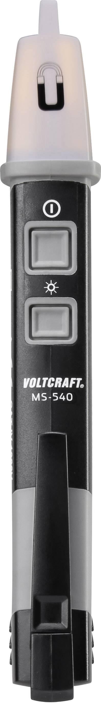Digitální zkoušečka napětí VOLTCRAFT MS-540, min. měřená hodnota AC 12 V