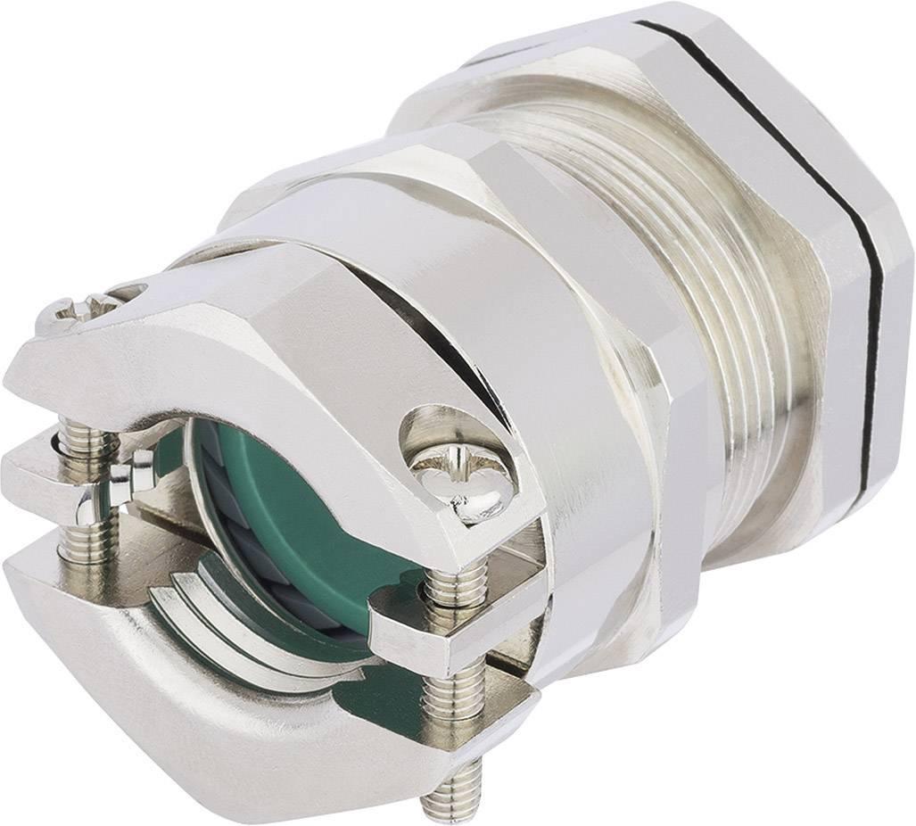 Kabelová průchodka LAPP SKINTOP® MS-HF-M GRIP M20 s odlehčením tahu, s ochranou před zlomením, délka závitu 8.5 mm, mosaz, 1 ks