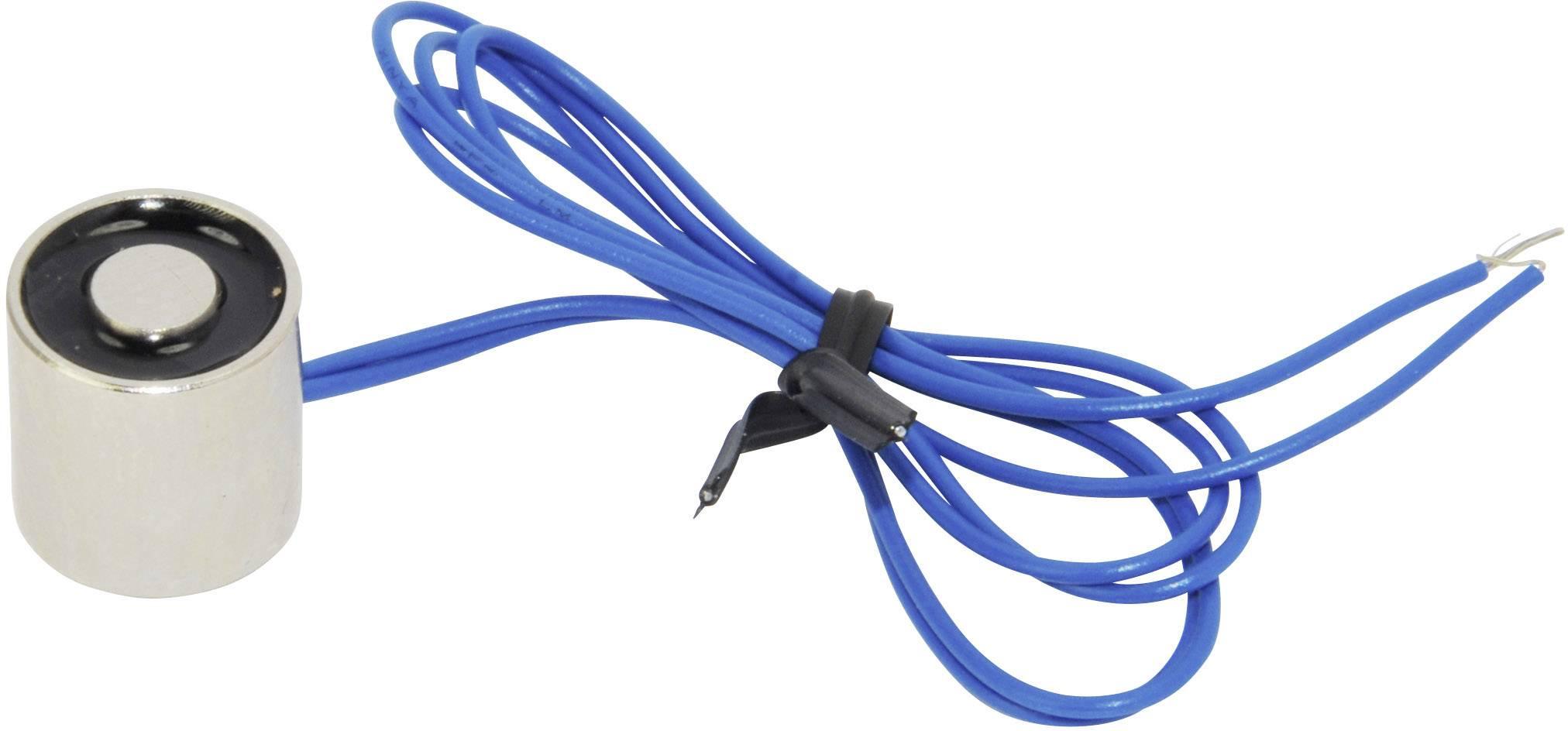 Elektromagnet Intertec ITS-MSM-1515-12VDC, 20 N, 12 V/DC, 1.4 W