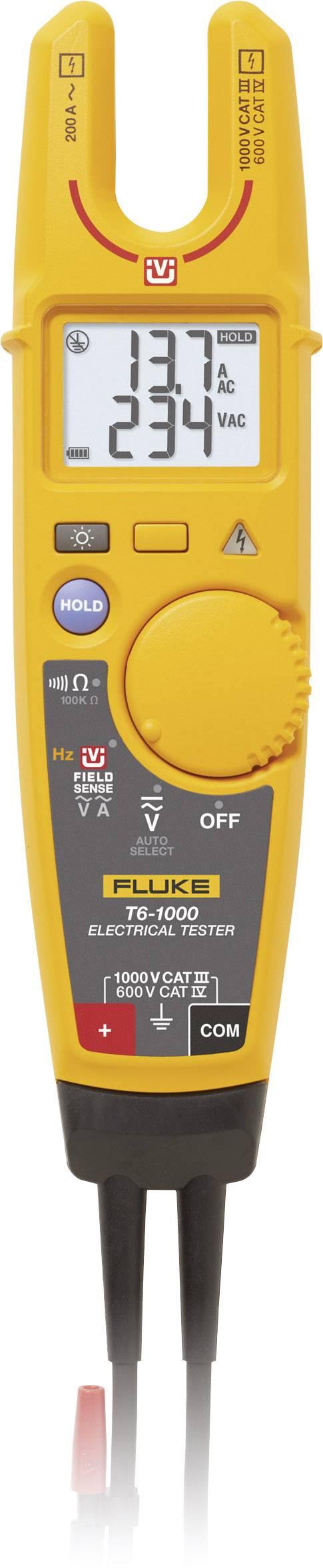 Digitální multimetr a proudové kleště Fluke T6-1000/EU