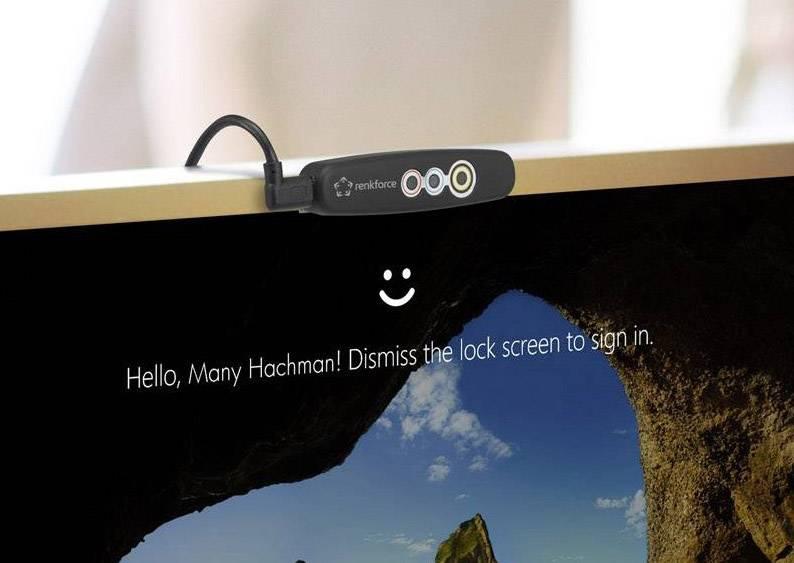 Webkamera Renkforce RF-WEC-720P