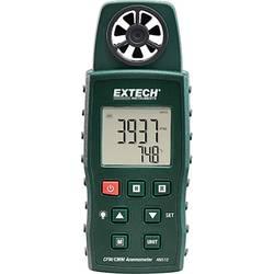 Anemometr Extech AN510 0.4 do 20 m/s s funkcí měření teploty Kalibrováno dle bez certifikátu