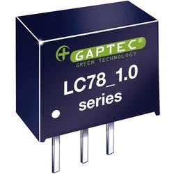 DC/DC měnič napětí do DPS Gaptec 10020556, 24 V/DC, 3.3 V/DC, 1000 mA, 3.3 W, Počet výstupů 1 x