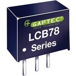 DC/DC měnič napětí do DPS Gaptec 10020547, 24 V/DC, 3.3 V/DC, 500 mA, 1.65 W, Počet výstupů 1 x