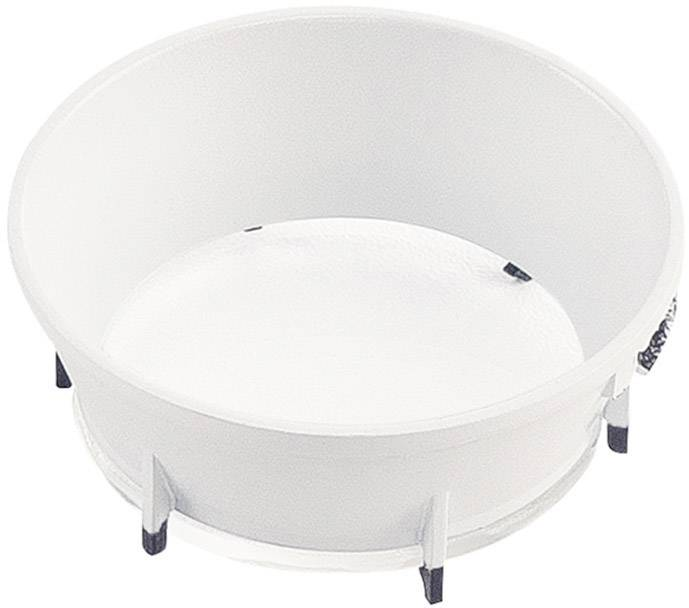 Dekorativní kroužek SLV D-Track 1 ks 140241 bílá