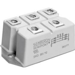 Můstkový usměrňovač 3fázový Semikron SKD82/12, U(RRM) 1200 V, Semipont® 3
