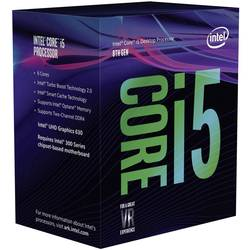 Procesor (CPU) v boxu Intel® Core™ i5 () 6 x 2.8 GHz Hexa Core Socket: Intel® 1151v2 65 W