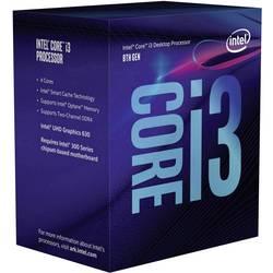 Procesor (CPU) v boxu Intel Core i3 () 4 x 3.6 GHz Quad Core Socket: Intel® 1151v2 65 W