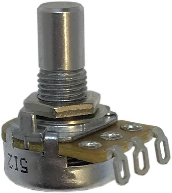 Otočný potenciometr 1cestný Mono Potentiometer Service RV16AF-10-15R1-9315/A1K RV16AF-10-15R1-A1K, 0.06 W, 1 kOhm, 1 ks