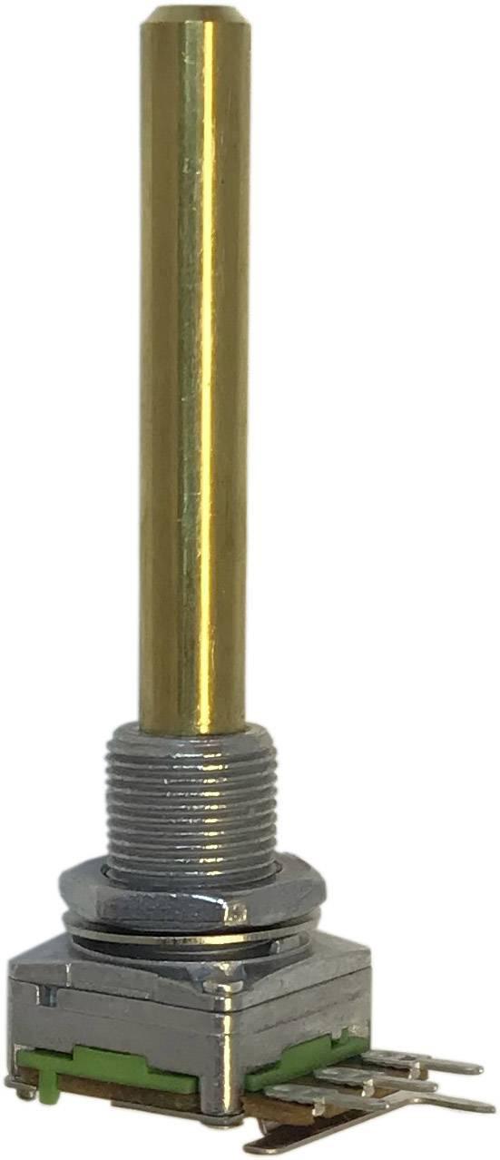 Otočný potenciometr 1cestný Mono Potentiometer Service 65000-01600-9005/B10K RD1601F-20FV-50R-B10K-602, 0.2 W, 10 kOhm, 1 ks