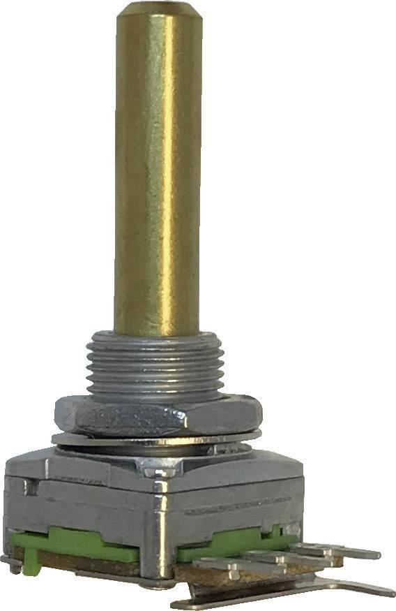 Otočný potenciometr 1cestný Mono Potentiometer Service 63250-01600-2163/B2,5K RD1601F-20F4-30R-B2,5K-602, 0.2 W, 2.5 kOhm, 1 ks