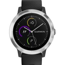 Chytré hodinky Garmin vivoactive 3 black M/L